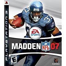 Madden NFL 07 PS3