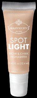 Beauty Society - Spotlight highlighting cream