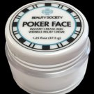 Beauty Society - Poker Face Crease Wrinkle Relief Crème
