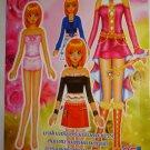 Idol paper doll / Set.03