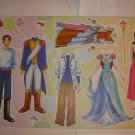Paper Doll Sheet .01 (3 Sheets)