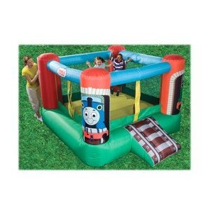 RARE Thomas & Friends Bounce Around - Moon Bounce - Thomas the Tank Engine Inflatable Train Bounce