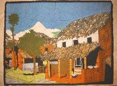 Village House Batik