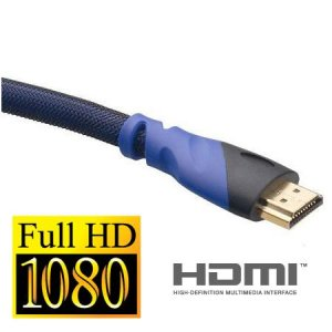Premium HDMI v1.3 Cable 10 ft 3m Gold For PS3 Xbox 360® HDTV 1080P Blue Ray