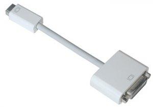 Mini DVI to DVI Converter Cable Adapter / Cord
