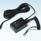 Phone Handset Recorder - Telephone Call Recording Device - RJ-11 to 3.5mm / 1/8""