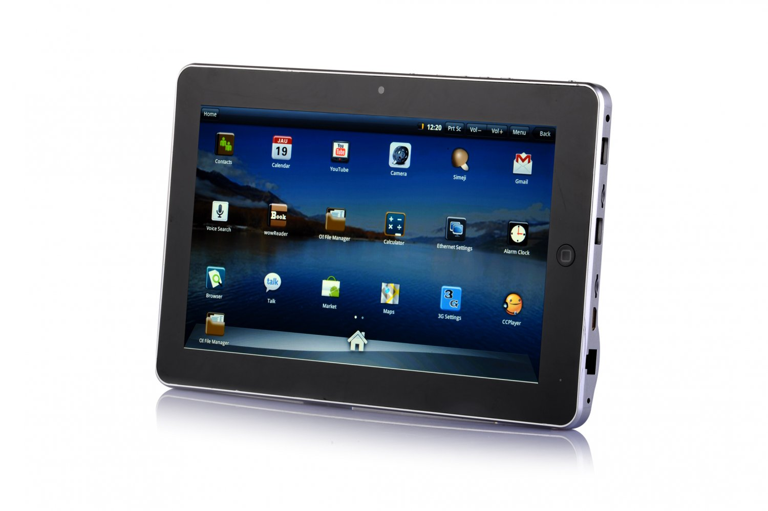 """EPad Flytouch 3 Superpad 2 Android 2.2 10"""" 1GHz Tablet PC W/ GPS"""