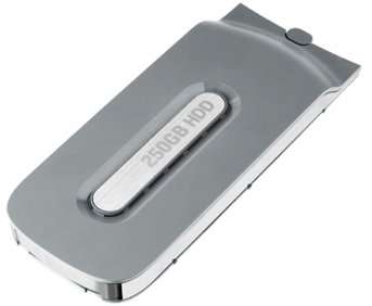 250GB Hard Drive Removable HHD For Xbox 360® - Pre Owned