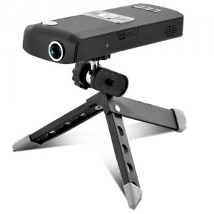 Mini HD Multimedia Projector with HDMI, YPbPr and AV Inputs