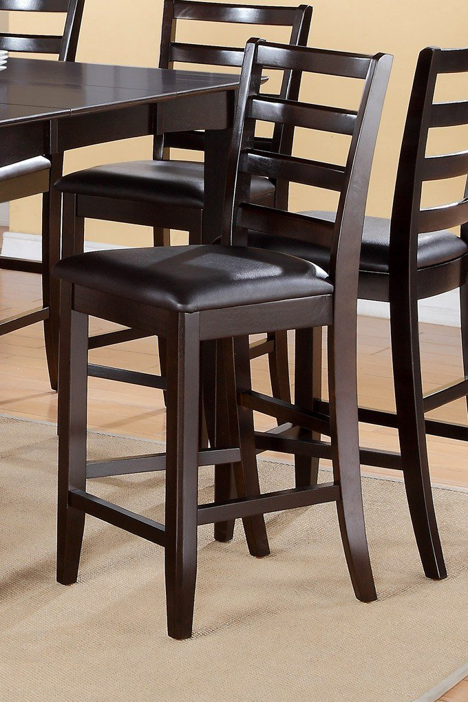 Set Of 4 Fairwinds Counter Height Chairs, Bar Stool With