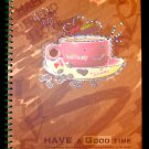 Hard Cover Journal/Diary/Notes BOOK BRAND NEW CUTE!