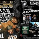09-25-10 HORSE SHOE GANG @Club Red TEMPE (TICKET)