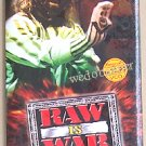 WWF Raw Is War VCD - 2 Complete Episodes - Dec 27 1999 & Jan 3 2000 - Free Shipping Worldwide