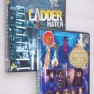 WWE The Ladder Match (2007) DVD + WWE Tombstone: The History of the Undertaker (2005) DVD