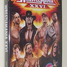 WWE Wrestlemania 26 XXVI 2010 DVD - Free Shipping To All Countries