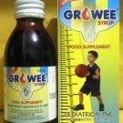 120ml Growee Syrup Chorella Growth Factor Vitamin Sup. 2+ YRS