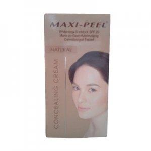 MaxiPeel Concealing Creams Whitening Natural  FREE SHIPPING