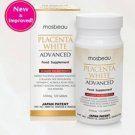 Mosbeau Placenta Whitening Supplement Pills Evenly Tones Free Shipping120 Capsules