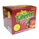 1 Full Box Taheebo Herbal Tea Diet AntiOxidant Decongestant Skin Disease Migraine Infection