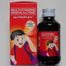 Nutroplex Syrup Multivitamins Iron Minerals Lysine 60ml Pinoy FREE SHIPPING