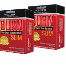 2 Boxes Burn SLIM Dietary Supplement 60 Tablets From AIM Global by Weider VERY EFFECTIVE
