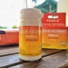 Fern-C-Non-Acidic-ALKALINE-Super-Vitamin-C 60 Capsule Bottle Stress Free Day