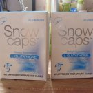 Snow Caps L-Glutathion Capsules 30, 60, 90  With  Alpha Lipoic and Vitamin C