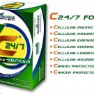 2 Boxes C24/7 Natura-Ceuticals Food Supplement Natures Way USA AIM Global 60caps