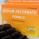 Fern C Non-Acidic ALKALINE Super Vitamin C 1 2 3 Months Large Boxes Phazed OUT