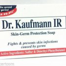 Dr. Kaufmann IR All Skin Germ Protection Sulfur Soap Fights Skin Infections
