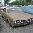 1967 Oldsmobile Cutlass Supreme 2 Dr. 17k Miles