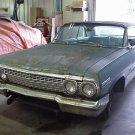 1963 Chevy Impala 2 door Sport Coupe