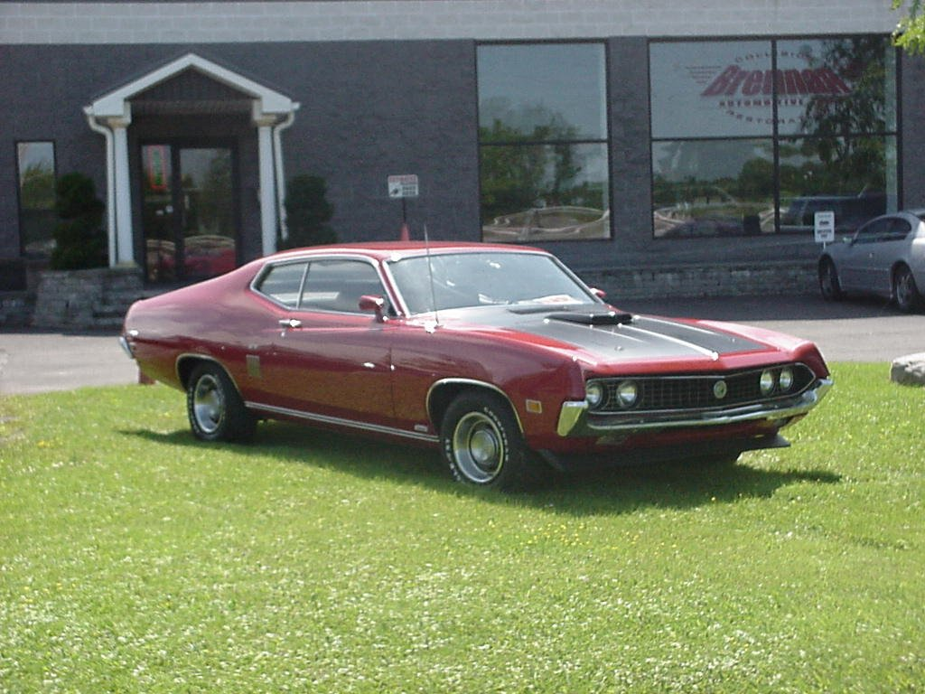1970 Ford Torino Gt 351 Cleveland With Shaker Convertible