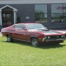 1970 Ford Torino GT 351 Cleveland with Shaker