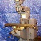 1-1/2  HP BRIDGEPORT MILLING MACHINE