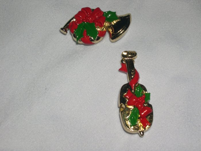Holiday Button Covers