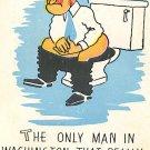 Humorous Baxter Lane Used Postcard