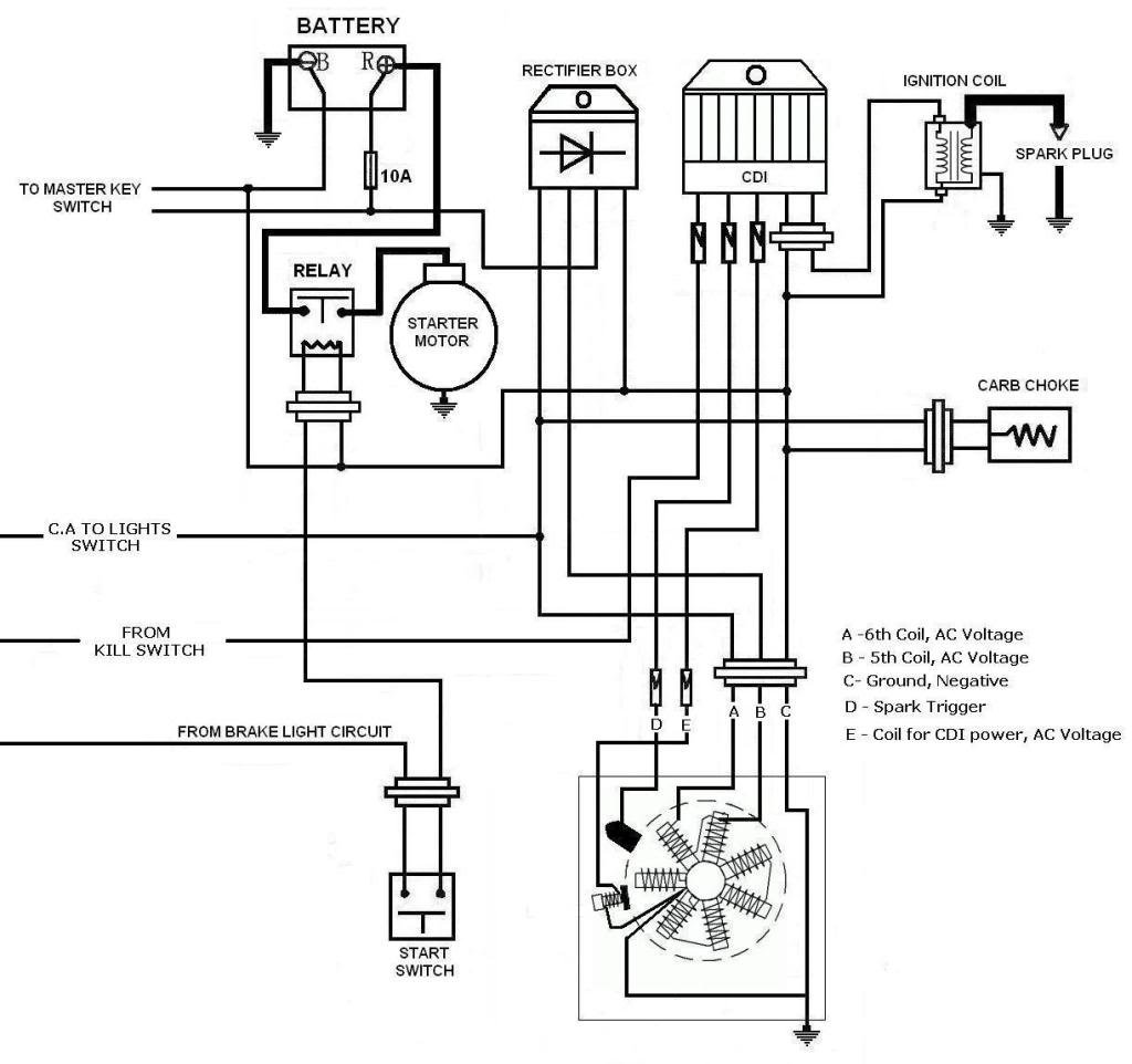 Electronic Ignition Installation Instructions Kz1000 Kz900 Wiring Diagram