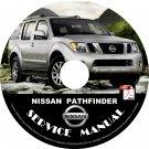 2005 Nissan Pathfinder Service Repair Shop Manual on CD Fix Repair Rebuild '05 Workshop Guide