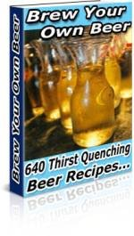 Brew Your Own Beer eBook on CD