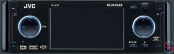 "JVC KD-AVX2 DVD, DVD-R/RW, VCD, CD, MP3 Player with 3.5"" TFT-LCD Widescreen Monitor"