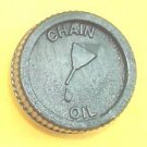 PART HOMELITE 330 CHAINSAW oil cap W/GASKET a95207
