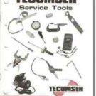 TECUMSEH Service Tool Catalog SMALL ENGINE REPAIR INFO