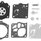 Jonsered 2094, 2095 Carburetor Kit K10 WJ New Walbro