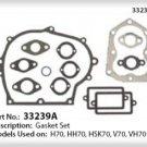 Engine GASKET Kit SET w/seals 33239a TECUMSEH H HH V 70