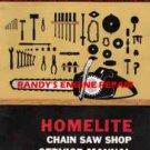 Homelite Sears EZ Super EZ XL-MINI Service Information Maintenance Manual