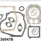 Tecumseh, Toro, Craftsman, Sears 36947a, 36947b Engine Overhaul Gasket Kit Set