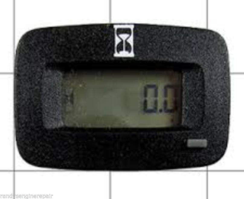 576179401 New Husqvarna Hour Meter For Ez Pz Rz Ztr Lawn Mower