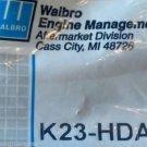 K23-hda Walbro Carburetor Repair Kit OEM Genuine Carb Rebuild Overhaul
