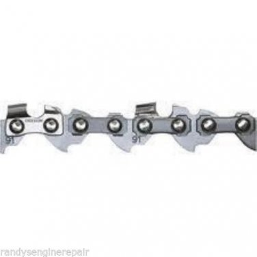 """91PX062G Oregon S62 18"""" Replacement Poulan Craftsman Chainsaw Chain 71-3619"""